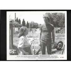 EVERY WHICH WAY BUT LOOSE 1978 Clint Eastwood original  B&W 8x10 photo - RARE !!
