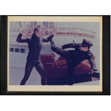 GREEN HORNET - 8X10 COLOR PHOTO - 1970 - RARE !!