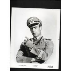 HANS GUDEGAST - 8X10 B&W PHOTO - RAT PATROL - 1965