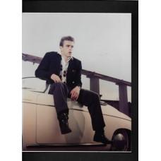 JAMES DEAN - 8X10 COLOR PHOTO - NICE !!