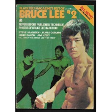 BLACK BELT MAGAZINE BEST of BRUCE LEE #2 RARE !!