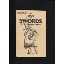 BOOK OF SWORDS AND OTHER MAGICAL WEAPONS - LOREMASTERS VOLUME 1 - 1983 RARE !!