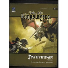 CLASH OF THE KINGSLAYERS - PATHFINDER MODULE S1 - LIKE NEW !!