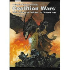 PALLADIUM BOOKS -  RIFTS - COALITION WARS- SIEGE ON TOLKEEN - CHAPTER ONE - VG SHAPE !!