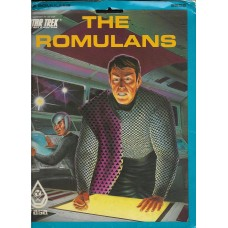 THE ROMULANS - STAR TREK ROLE PLAYING GAME 2205 SOURCE BOOK - FASA - VERY GOOD CONDITION