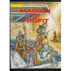 MARGIN OF PROFIT - STAR TREK THE ROLE PLAYING GAME MODULE - FASA 1985