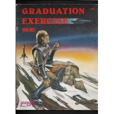 GRADUATION EXERCISE - STAR TREK THE ROLE PLAYING GAME MODULE - FASA 1985