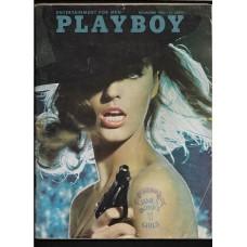 PLAYBOY NOV 1965 MAGAZINE - VG - JAMES BOND WOMEN - VG RARE !!