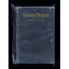 1918 GUNNER DEPEW BY: ALBERT N. DEPEW - NO COVER - RARE !!