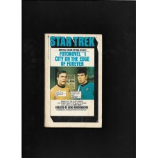City on the Edge of Forever-Star Trek Fotonovel #1-Harlan Ellison-First Printing  VG+ RARE !!