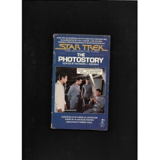 STAR TREK THE MOTION PICTURE - THE PHOTOSTORY - RICHARD ANOBILE - FIRST PRINTING 1980  G/VG  RARE !!