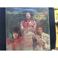 JIMI HENDRIX - ELECTRIC LADYLAND - 33 LP RECORD - GOOD CONDITION