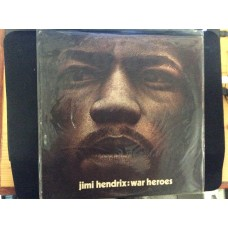 "JIMI HENDRIX ""WAR HEROES"" 1972 LP MS 2103 1st PRESS STERLING - RARE !!"