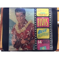 ELVIS  BLUE HAWAII - 33 LP RECORD - RARE !!