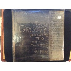 GROOVY THE RED GARLAND TRIO - PRESTIGE LP 7113 - 33 LP RECORD - PRESTIGE RECORDS - NOT FOR SALE - GOOD CONDITION