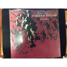 A BRIDGE TOO FAR - ORIGINAL MOTION PICTURE - 33 LP RECORD - UNITED ARTIST LABEL