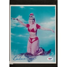 BARBRA EDEN - 8x10 PHOTO I DREAM OF JEANIE - PSA/DNA