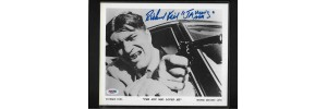 RICHARD KIEL-SIGNED 8X10-PHOTO-JAMES BOND-PSA/DNA #AD40472