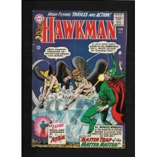 HAWKMAN 9 COMIC BOOK DC - VG+ 1965 - RARE !!