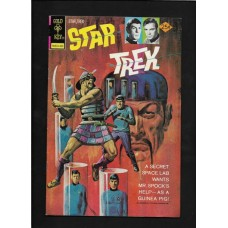 STAR TREK GOLD KEY COMIC 26 - VG/FINE - 1st SERIES - RARE !!