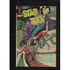 STAR TREK GOLD KEY COMIC 40 - G/VG - 1st SERIES - RARE !!