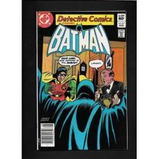 DETECTIVE COMICS - BATMAN 517 COMIC - VF-NM