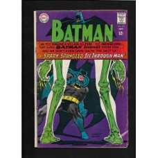 BATMAN - 195  COMIC - VG  CONDITION - RARE !!