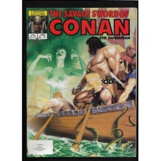 SAVAGE SWORD OF CONAN 101 F/VF - RARE !!