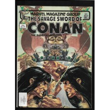 SAVAGE SWORD OF CONAN 93 F/VF - RARE !!
