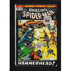 AMAZING SPIDERMAN 114 - GOOD / VG  - HAMMERHEAD !! - HOT !!