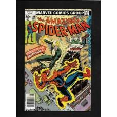 AMAZING SPIDERMAN 168 - VG/FINE - Will-O' The Wisp