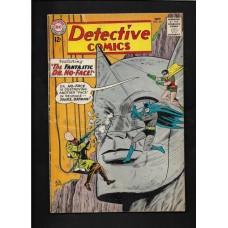 DETECTIVE COMICS 319 - THE FANTASTIC DR. NO FACE - VG + - BATMAN