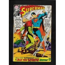 SUPERMAN 205 COMIC - VERY GOOD - HOT!!