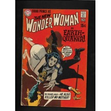 WONDER WOMEN 187 Comic DC Comics 1965 GOOD + - RARE !!