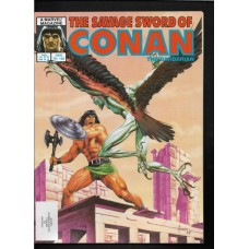 SAVAGE SWORD OF CONAN 108 F/VF - RARE !!