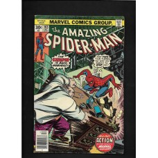 AMAZING SPIDERMAN 163 - VG/FINE - KINGPIN