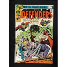 DEFENDERS COMIC 35 - VG+