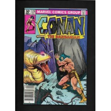 CONAN 126 MARVEL COMIC - VG+