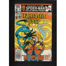 FANTASTIC FOUR 237 COMIC  - VG+ CONDITION