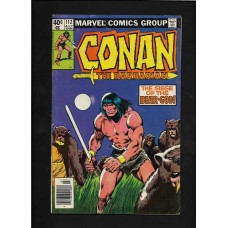 CONAN 112  MARVEL COMIC - VG+