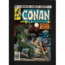 CONAN 113  MARVEL COMIC - VG+