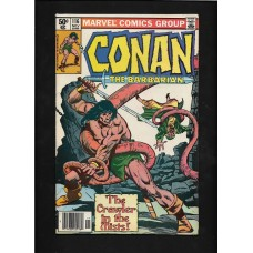 CONAN 116  MARVEL COMIC - VG+