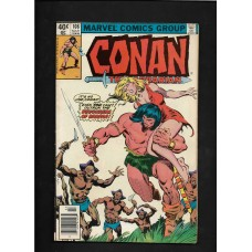 CONAN 108  MARVEL COMIC - VG+