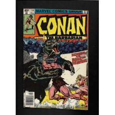 CONAN 110  MARVEL COMIC - VG+