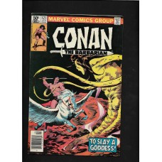 CONAN 121  MARVEL COMIC - VG+