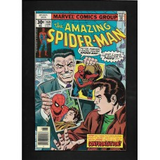 AMAZINGAMAZING SPIDERMAN 169 - VG/FINE - RARE !!