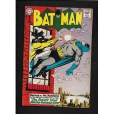 BATMAN 168 DC COMICS 1964 Infantino cover Nice Mid-Grade Copy! FN+