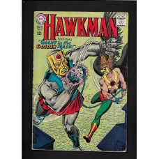 "HAWKMAN 8 DC COMICS 1965 - "" GIANT IN THE GOLDEN MASK "" - VG/FINE - RARE !!"