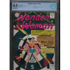 WONDER WOMEN 156 COMIC - CBCS 4.5 - RARE !!